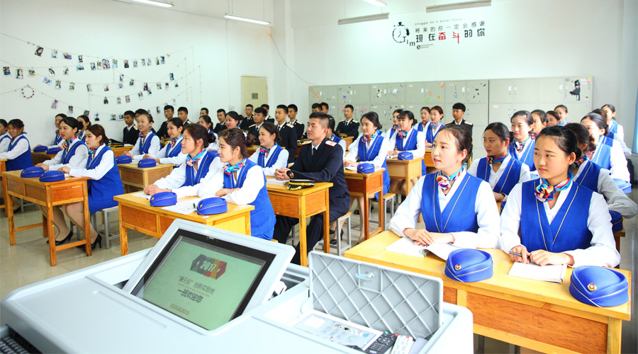 创新班教室
