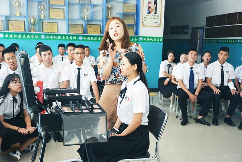 化妆实训教室