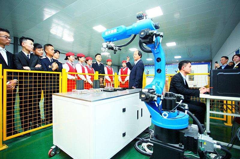 机器人实训中心